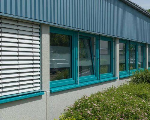 Fenster Aluschale