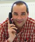 Abteilungsleiter Wolfgang Scherl