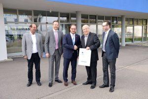 Treue Partnerschaft: 45 Jahre Reich Fenstervisionen und Kömmerling