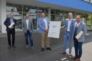 Seit 50 Jahren Partner: Reich Fenstervisionen und Kömmerling